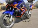 Honda XL1000 Varadero 2004 - варадеро