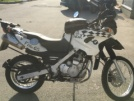 BMW F650GS 2000 - Дакар