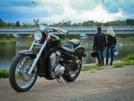 Honda VLX400 Steed 1994 - Стидуха