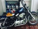 Harley-Davidson XL1200C Sportster 1200 Custom 1998 - F-M