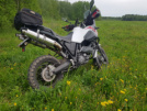 Yamaha XT660Z Tenere 2012 - Умка