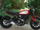 Ducati Scrambler Icon 2015 - Скремблер