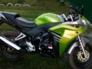 Racer Skyway 250 2015 - Мотоцикл