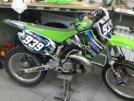 Kawasaki KX250F 2004 - Кава