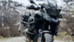 BMW R1200GS ADVENTURE 2016 - черный
