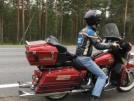 Harley-Davidson 1340 Electra Glide Ultra Classic 1995 - паровоз