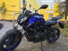 Yamaha MT-07 2021 - Эмтэха