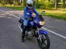 Yamaha YBR125 2009 - Ебрик