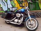 Harley-Davidson 1200 Sportster 2016 - Лютый