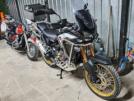 Honda CRF1100 Africa Twin Adventure Sports 2020 - Африканец