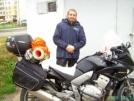 Honda CBF1000 2008 - Пчёлка
