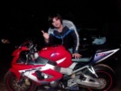 Honda CBR929RR FireBlade 2001 - Зажигалочка