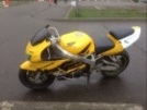 Honda CBR919RR Fireblade 1999 - желток