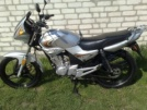 Yamaha YB125 2008 - Ебрик