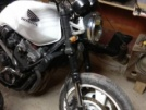 Honda CB400 Super Four 2003 - Бывалый