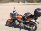 Honda CB600F Hornet 2005 - Мух