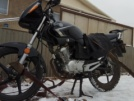 Yamaha YB125 2012 - тырчик