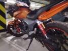 Stels Flame 200 2012 - Рыжий