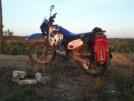 Lifan 200 GY-5 2012 - лифчик