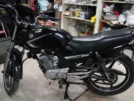Yamaha YBR125 2011 - Кусачка