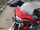 Harley-Davidson FLHTCUSE Screamin Eagle Ultra Classic Electra Glide 2008 - red