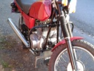 Jawa 350 typ 638-5 1989 - Jawa