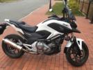 Honda NC700XA 2012 - Bike
