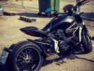Ducati Diavel 2016 - Дукас