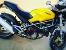 Ducati Monster 916 S4 2000 - Pikachu