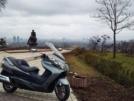 Suzuki Burgman 400 2011 - Диванчик