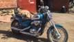 Honda VLX400 Steed 1994 - Синяя Дама