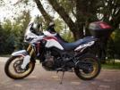Honda CRF1000L Africa Twin 2016 - Афроцикл