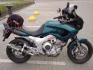 Yamaha TDM850 1996 - тыгыдым