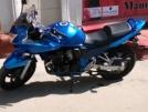 Suzuki GSF650 Bandit 2005 - синий