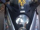 SYM GTS250 2013 - волк