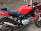 Honda VTR250 2001 - Ватруха