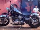 Yamaha Virago XV1100 1993 - Крестуша