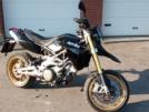 Aprilia DORSODURO 750 2009 - мотоцикл