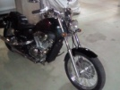 Honda VLX400 Steed 1993 - Мотоцикл