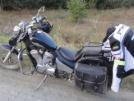 Honda VLX400 Steed 1993 - Стид