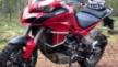 Ducati Multistrada 1200 S Touring 2015 - Мульт