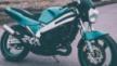 Yamaha TZR250 1988 - Тизер
