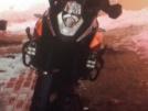 KTM 1190 ADVENTURE 2016 - Рыжий