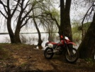 Honda XR250R 2000 - Боец