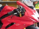 Yamaha YZF-R6 2018 - Красный