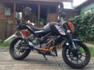 KTM 125 Duke 2009 - малой