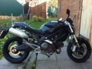 Ducati Monster 696 2009 - дука