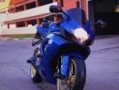 Suzuki GSX-R750 2007 - Джика