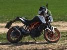 KTM 390 Duke 2014 - Рыжик