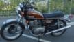Yamaha TX500 1974 - Ретро-спорт